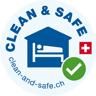Clean and Safe, Hotellerie, Label, Hygiene