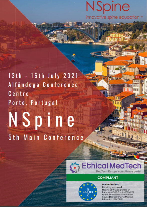 NSpine Porto Delegate Flyer